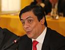 Ministro de Bienes Nacionales Víctor Osorio Reyes