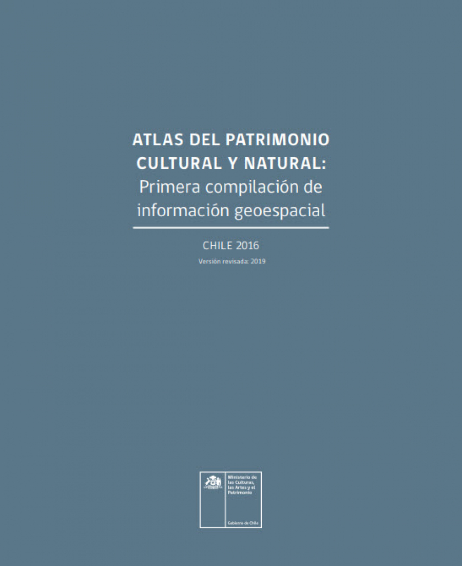 Disponible Atlas del Patrimonio en versión digital